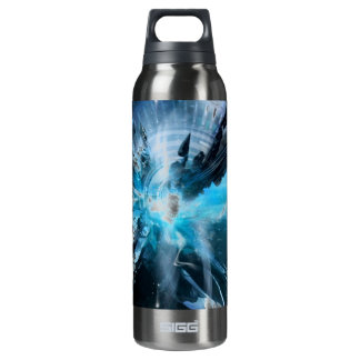 Blue Design Collection 0.5 Litre Insulated SIGG Thermos Water Bottle