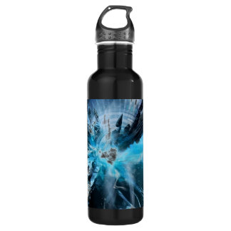 Blue Design Collection 710 Ml Water Bottle