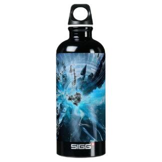 Blue Design Collection SIGG Traveller 0.6L Water Bottle