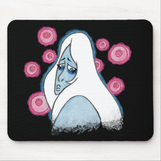 Blue Diamond Mouse Pad