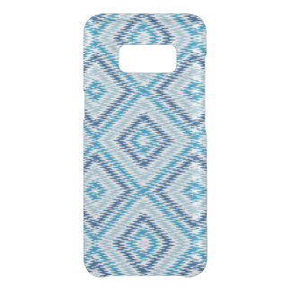 Blue Diamond Pattern Uncommon Samsung Galaxy S8 Case
