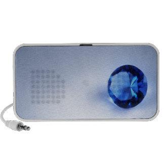 Blue Diamond iPod Speaker