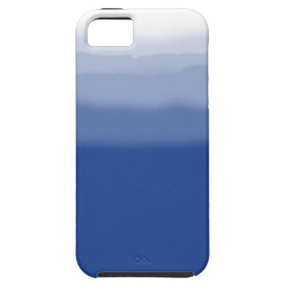 Blue Dip Dye Case For The iPhone 5
