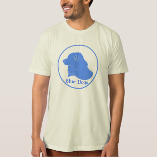 Blue Dog Democrats organic T-Shirt