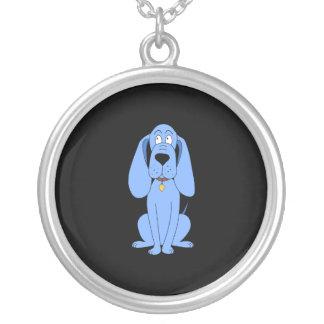Blue Dog. Hound. Jewelry