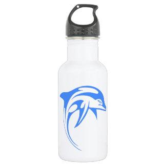 Blue dolphin 532 ml water bottle