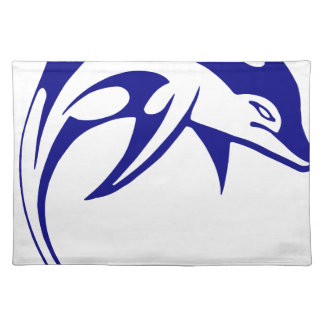 Blue Dolphin Placemat