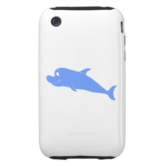 Blue Dolphin. Tough iPhone 3 Covers