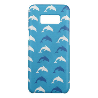 Blue dolphins Case-Mate samsung galaxy s8 case