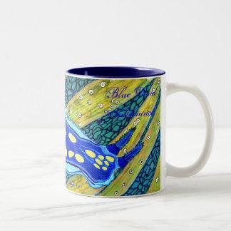 Blue Dorid Mug