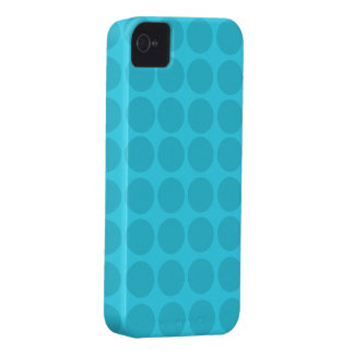 Blue Dots iPhone Case iPhone 4 Case-Mate Cases