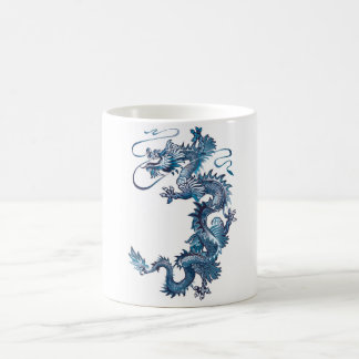 Blue Dragon Coffee Mug