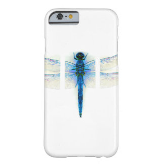 Blue dragon fly barely there iPhone 6 case