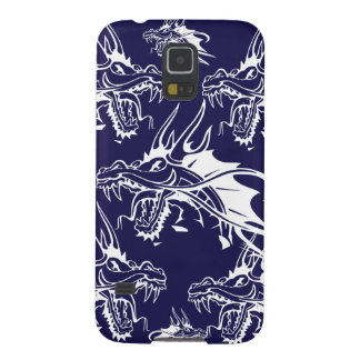 Blue Dragon Mythical Creature Fantasy Design Cases For Galaxy S5