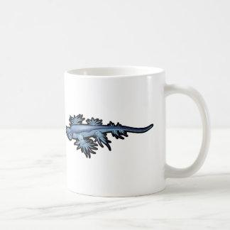 Blue Dragon Sea Slug Nudibranch Coffee Mug