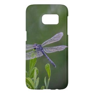 Blue Dragonfly Samsung Galaxy 7 Case