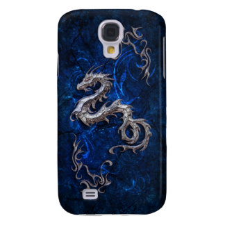 Blue dragoon galaxy s4 case