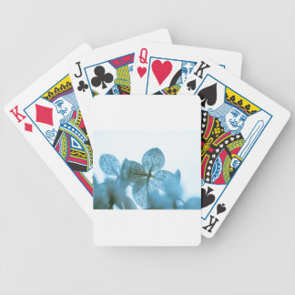 Blue Dream Bicycle Playing Cards