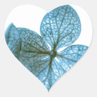 Blue Dream Heart Sticker