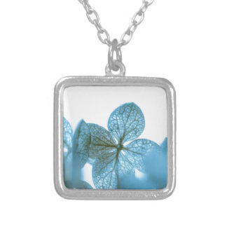 Blue Dream Silver Plated Necklace