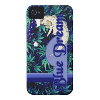 Blue Dream Strain Case Case-Mate iPhone 4 Cases