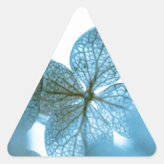 Blue Dream Triangle Sticker