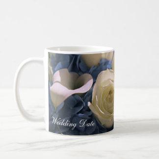Blue Dream Wedding Favor Mug