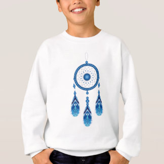 Blue Dreamcatcher Sweatshirt