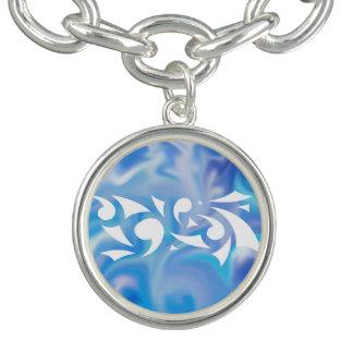 Blue Dreams Charm Bracelet