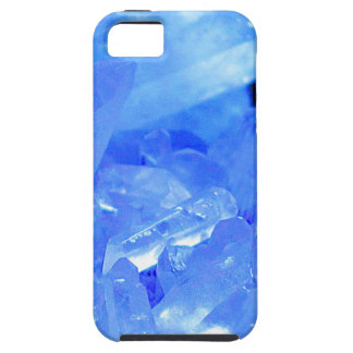 Blue Dreams Crystal Cluster iPhone 5 Covers