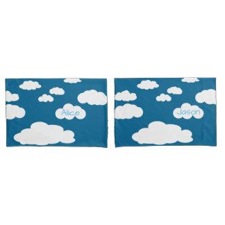Blue Dreams Pillowcase