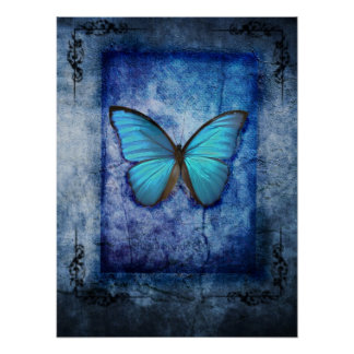 Blue Dreams Print