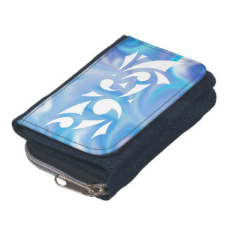 Blue Dreams Wallet