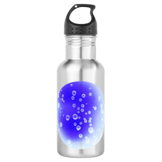 Blue Drops Water bottle