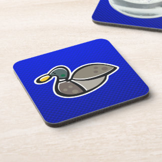 Blue Duck Coaster