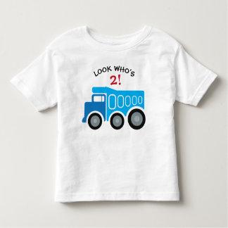 Blue Dumbstruck Birthday T-shirt