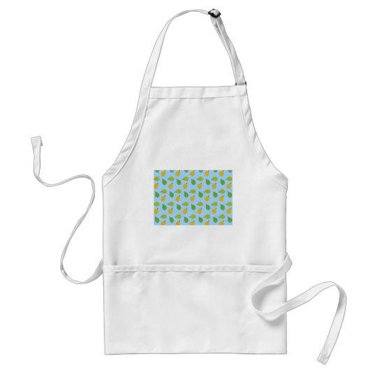 blue durians standard apron