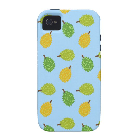 blue durians vibe iPhone 4 cases