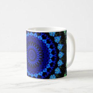 Blue Dwarf Mandala Coffee Mug