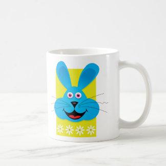 Blue Easter Bunny Mugs