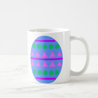Blue Egg Mug