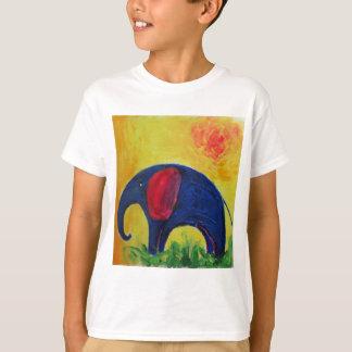 blue elly T-Shirt