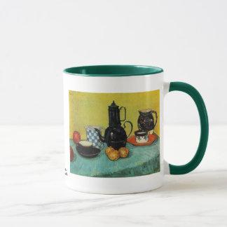 Blue Enamel Coffee Pot by Vincent van Gogh