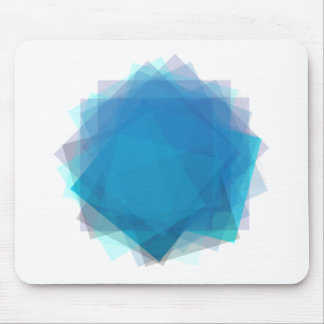 Blue Energy Mouse Pads