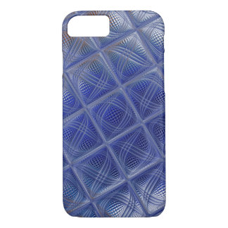 Blue examined iPhone 8/7 case