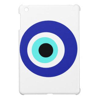 Blue eye cover for the iPad mini