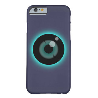 Blue Eye IPhone Case, Monster Eye Barely There iPhone 6 Case