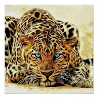 Blue Eye Leopard
