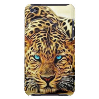 Blue Eye Leopard iPod Touch Covers