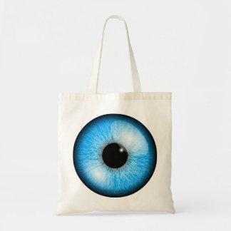 Blue Eye Tote Bag